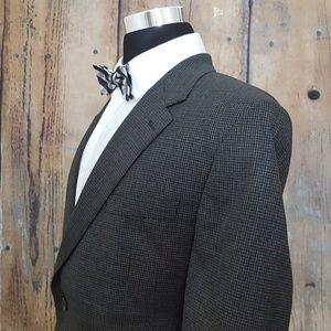 Lauren Ralph Lauren Sport Coat Mens 44R Wool Olive